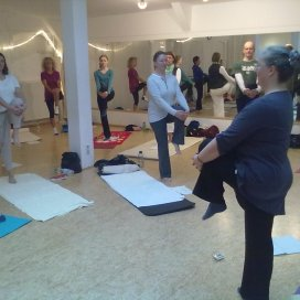 Shakt Naam Yoga in HH 2014